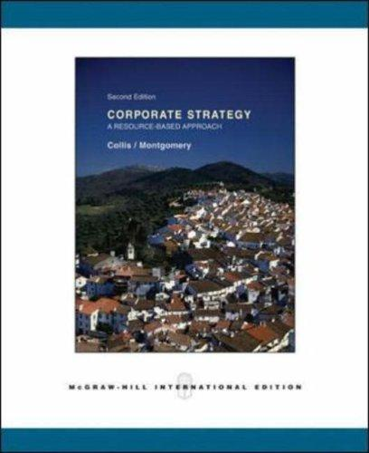 Corporate Strategy by Collis