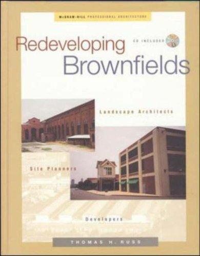 Redeveloping Brownfields by Thomas Russ