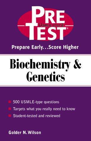 Biochemistry & Genetics