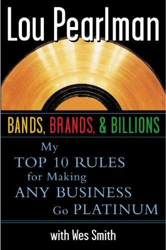 Bands, brands and billions
