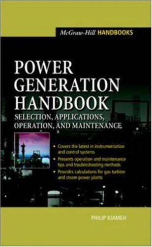 Power Generation Handbook by Philip Kiameh