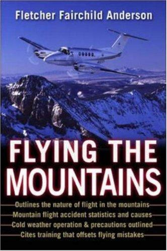 Flying the mountains by