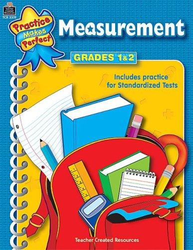 Measurement Grades 1-2 (Mathematics) by IN-HOUSE