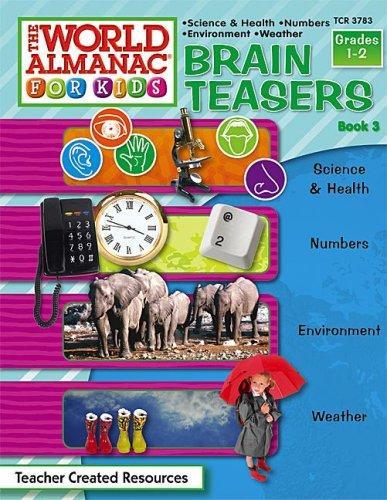 Brain Teasers from The World Almanac(R) for Kids, Book 3 (Brain Teasers)
