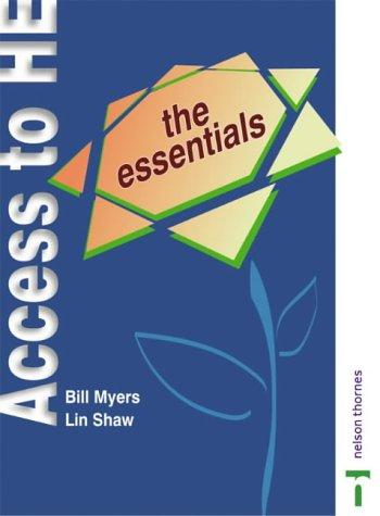 The Essentials by Bill Myers