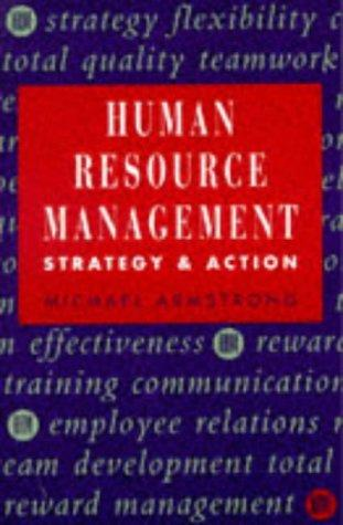 Human Resource Management by Michael Armstrong