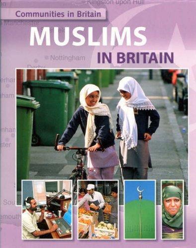 Muslims in Britain (Communities in Britain) by Fiona MacDonald