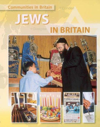 Jews in Britain (Communities in Britain) by Fiona MacDonald
