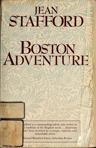 Boston adventure by Jean Stafford