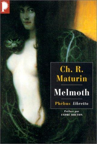 Melmoth, l'homme errant by Charles Robert Maturin