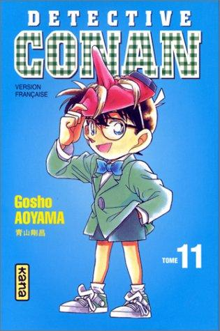 Détective Conan, tome 11 by Gosho Aoyama