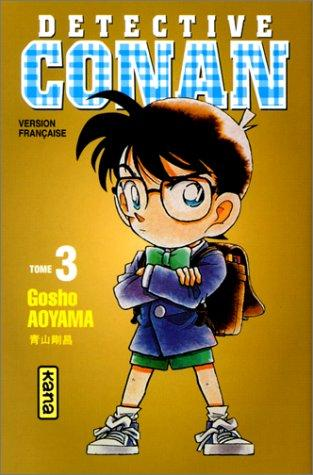 Détective Conan, tome 3 by Gosho Aoyama