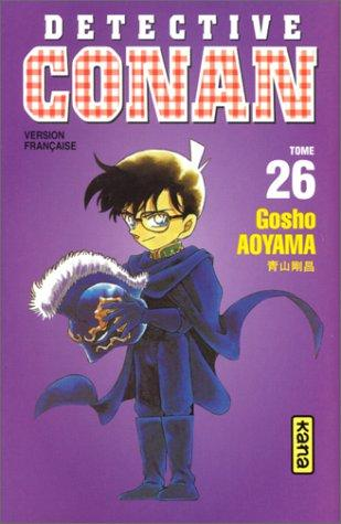 Détective Conan, tome 26 by Gosho Aoyama