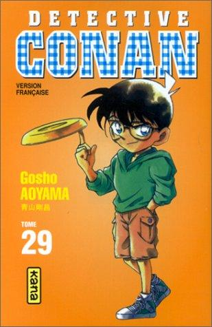 Détective Conan, tome 29 by Gosho Aoyama