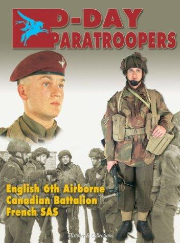 D-DAY PARATROOPERS VOLUME 2 by Jean Bouchery