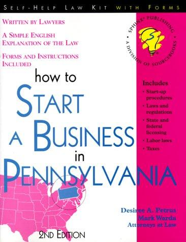 How to start a business in Pennsylvania