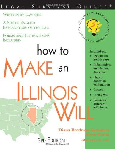 How to make an Illinois will