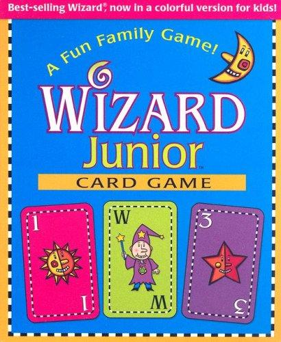 Wizard Junior Card Game by U. s. Games