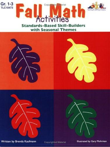Fall Math Activities by Brenda Kaufman