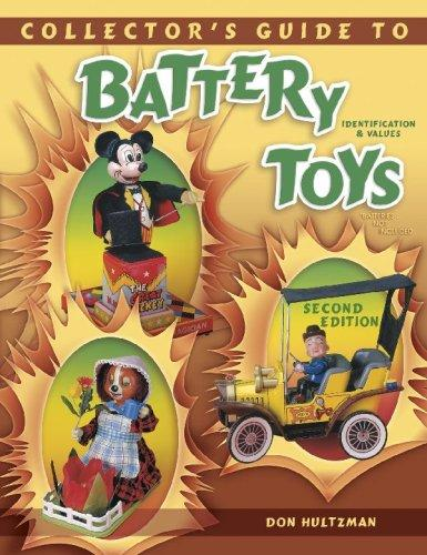 Collectors Guide to Battery Toys