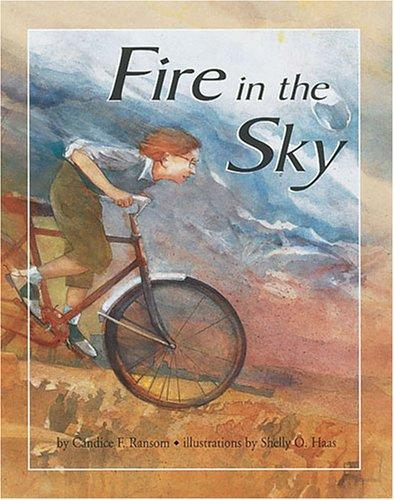 Fire in the Sky (On My Own History) by Candice F. Ransom