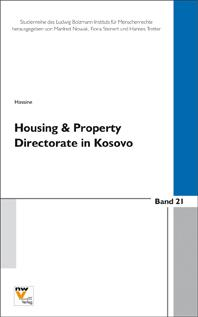 Housing and Property Directorate - Claims Commission in Kosovo HPDCC by Hassine, Khaled