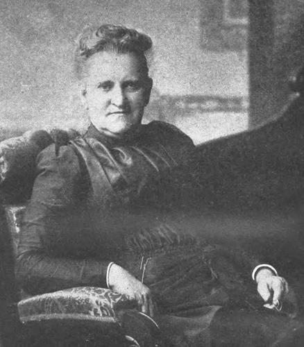 Photo of Mary Tucker Magill