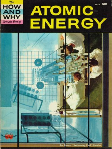 The how and why wonder book of atomic energy.
