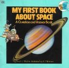 My First Book About Space by Golden Books