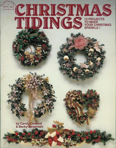 Christmas tidings by Candy Cloward, Becky Jorgensen