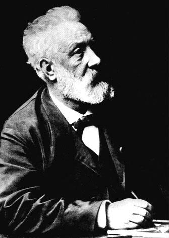 Photo of Jules Verne mysterious