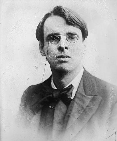 Photo of William Butler Yeats