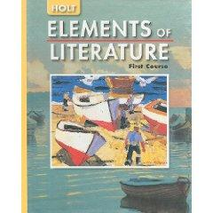 Elements of Literature First Course Literary Elements by Victoria Holt