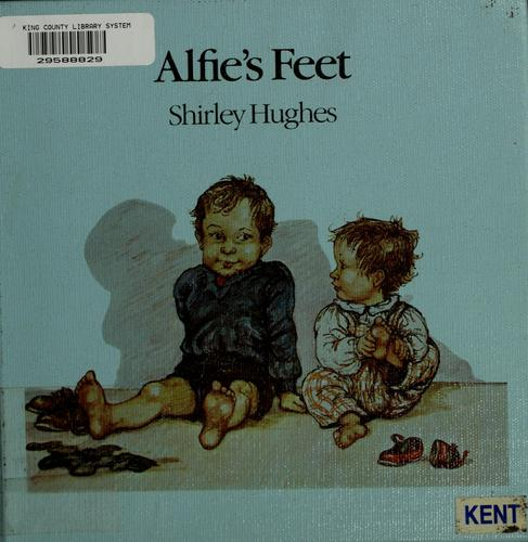 Alfie's feet by Hughes, Shirley