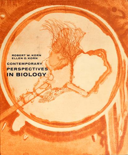 Contemporary perspectives of biology by Robert W. Korn