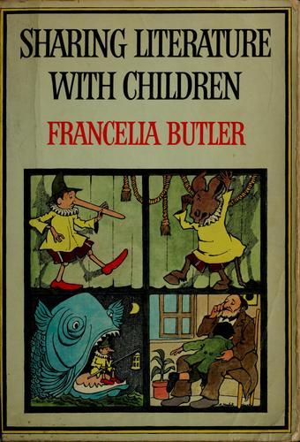 Sharing Literature With Children