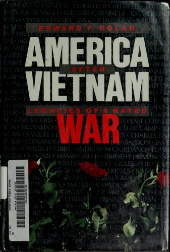 America after Vietnam by Edward F. Dolan