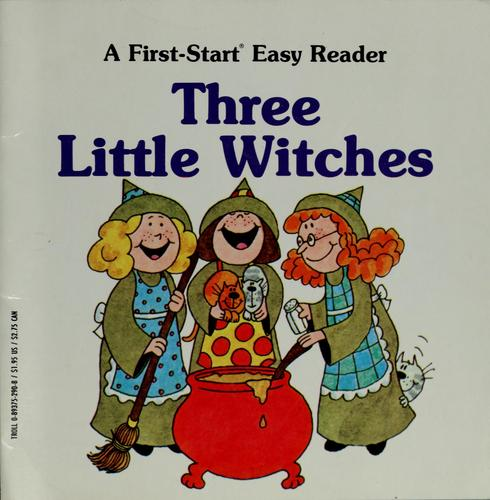 Three little witches by Sharon Gordon