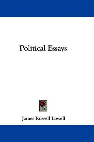 Political Essays