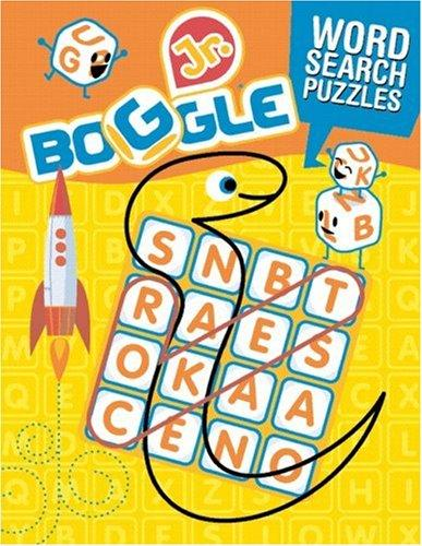 BOGGLE Jr. Word Search Puzzles by Inc. Sterling Publishing Co.