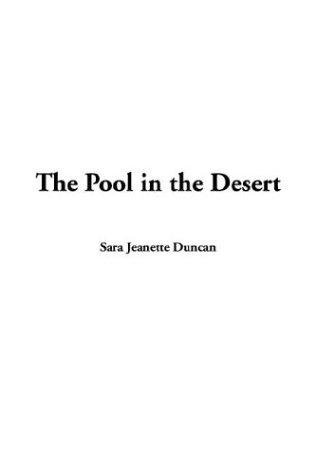 The Pool in the Desert by Plato