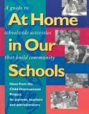 At home in our schools by