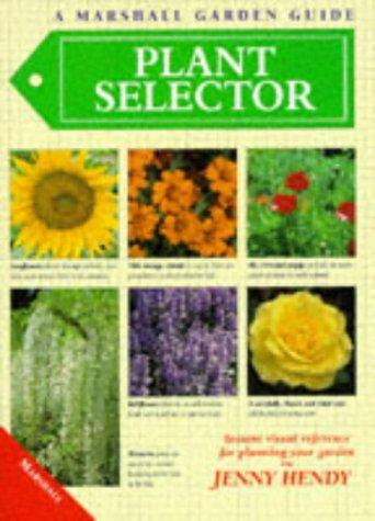 Choosing Plants (Marshall Garden Guide) by Jenny Hendy