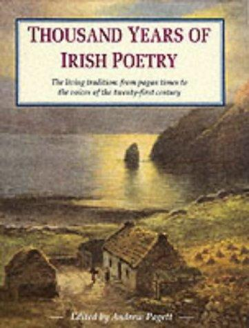 Thousand Years of Irish Poetry by Andrew Pagett