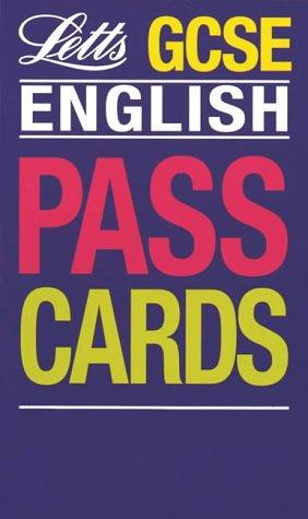 GCSE Passcards English (Keyfacts GCSE Passcards) by John Barber