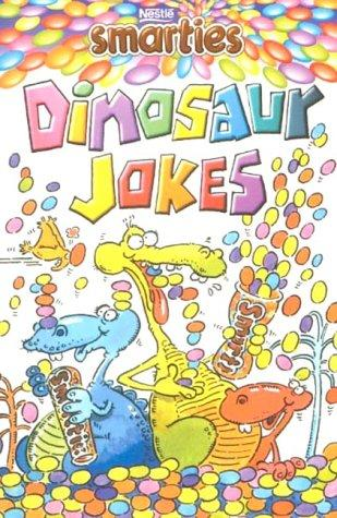 Smarties Dinosaur Jokes (Smarties Joke Book) by Peter Eldin