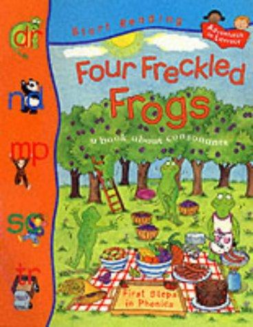 Four Freckled Frogs (Start Reading) by Pie Corbett