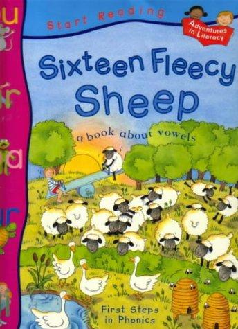 Sixteen Fleecy Sheep (Start Reading) by Pie Corbett