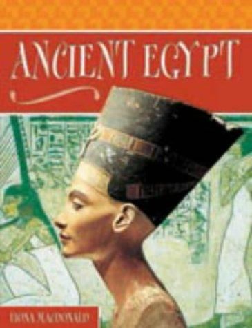 Ancient Egypt (Women in History) by Fiona MacDonald