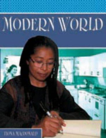 A Changing World, 1945-2000 (Women in History) by Fiona MacDonald